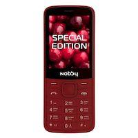 270x270-Мобильный телефон NOBBY 220 (вишневый)
