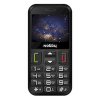 270x270-Мобильный телефон NOBBY 240B (черный)