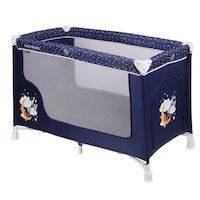 270x270-Манеж-кровать LORELLI San Remo 1 (Blue Good Night Bear)