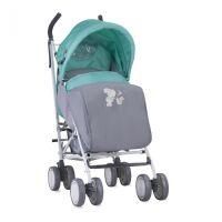 270x270-Прогулочная коляска LORELLI Ida (серый/зеленый)