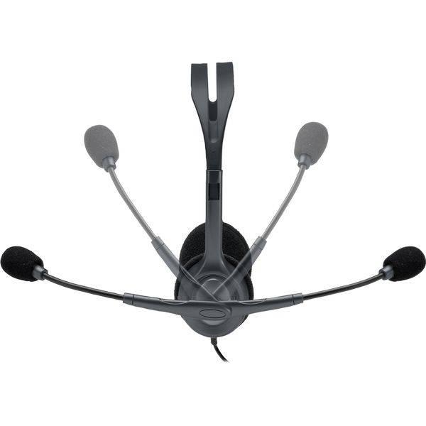 Гарнитура LOGITECH Stereo Headset H111 (L981-000593)