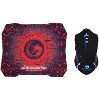 Комплект мышь игровая + коврик MARVO M309+G1