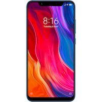 270x270-Смартфон XIAOMI Mi 8 6GB/128GB (синий)
