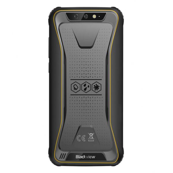 Смартфон Blackview BV5500 Pro (желтый)