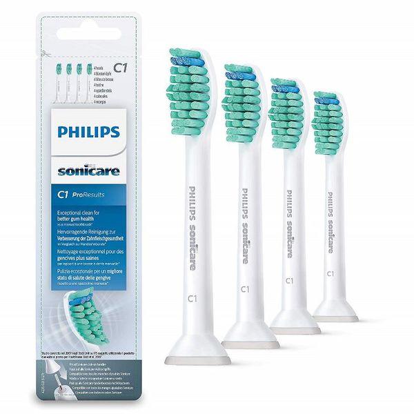 Сменные насадки Philips Sonicare ProResults HX6014/07 (4 шт.)