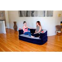 Надувной диван Bestway Deluxe Air Couch 75058