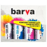 Комплект чернил BARVA CPGI520-090-MP