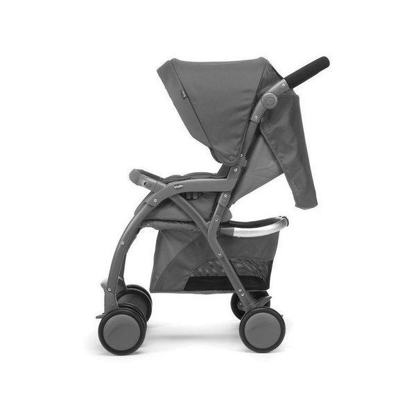 Прогулочная коляска Chicco SIMPLICITY PLUS TOP ANTHRACITE