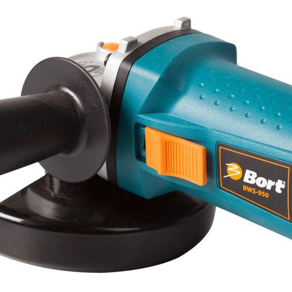 Машина шлифовальная угловая Bort BWS-950