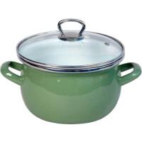 Кастрюля Сантэкс 1-2430111 (зеленый)