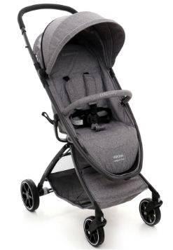 Прогулочная коляска COTO BABY Verona Comfort Line (серый)