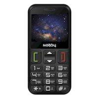 270x270-Мобильный телефон NOBBY 240B (черный/серый)