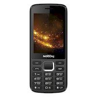 270x270-Мобильный телефон NOBBY 300 (черный/серый)