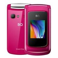 270x270-Мобильный телефон BQ-Mobile BQ-2433 Dream DUO (розовый)