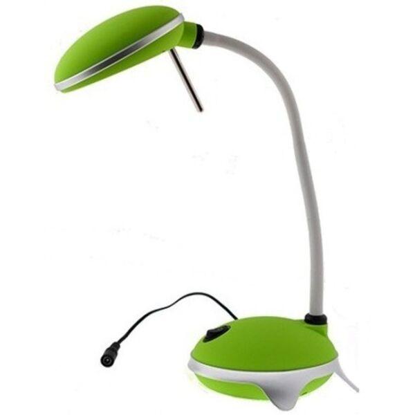 Светильник настольный Camelion KD-782 C05 зелёный