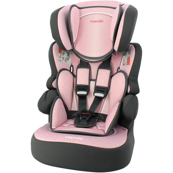 Автокресло Nania BeLine SP First Skyline Pink