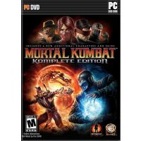 270x270-Игровой диск для pc 1C-SOFTCLUB MORTAL KOMBAT.KOMPLETE EDITION PC