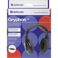 Наушники Defender Gryphon 751