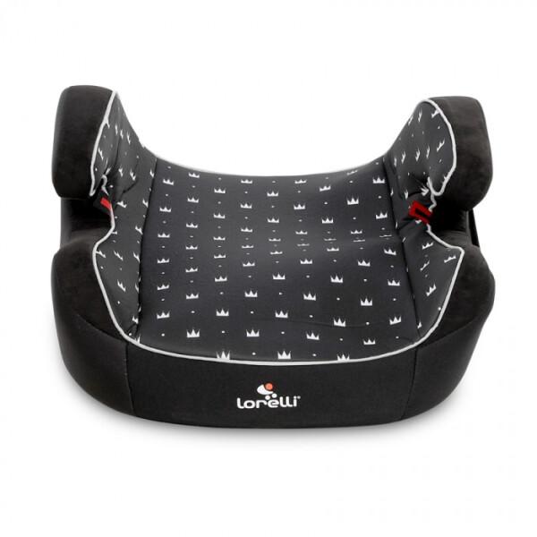 Автокресло Lorelli Venture Black Crowns