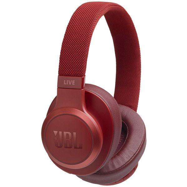 Наушники JBL Live 500BT (красный)
