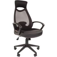 270x270-Кресло офисное Chairman 840 (черный)