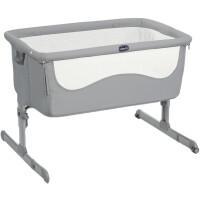 270x270-Детская кроватка Chicco NEXT2ME PEARL