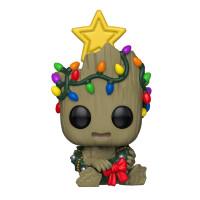 Фигурка Funko POP! Bobble: Marvel: Holiday: Groot (43333)