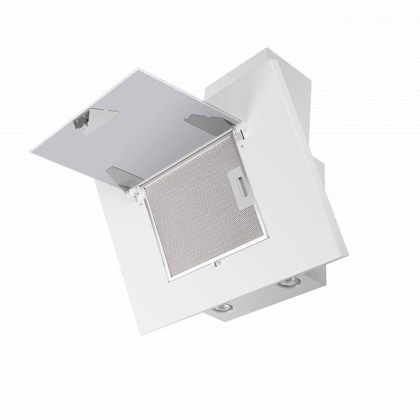 Кухонная вытяжка MAUNFELD Light 50 (белый)