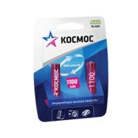 Аккумулятор КОСМОС R03 1100 NI-MH (2 бл)