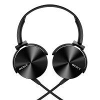 Наушники SONY eXtra Bass MDR-XB450AP черный