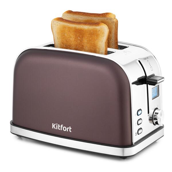 Тостер Kitfort KT-2036-4