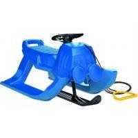 270x270-Снегокат Prosperplast Jepp Control (синий)
