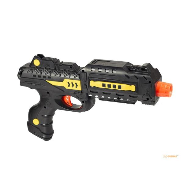 """M01+ Игрушечный пистолет """"Атака"""" ПАК-25"""