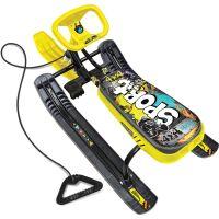 270x270-Снегокат детский НИКА Тимка спорт 2 Граффити желтый