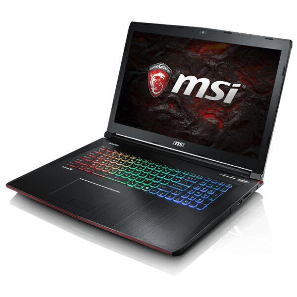 Ноутбук MSI MS-179B (GE72VR 7RF Apache Pro)