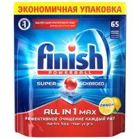Таблетки FINISH All in1 Max Лимон
