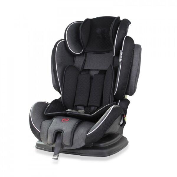 Детское автокресло LORELLI Magic+SPS Premium (Black)