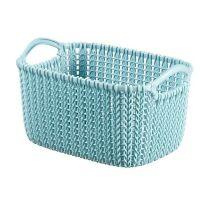 270x270-Корзина Curver Knit Rect XS 226395