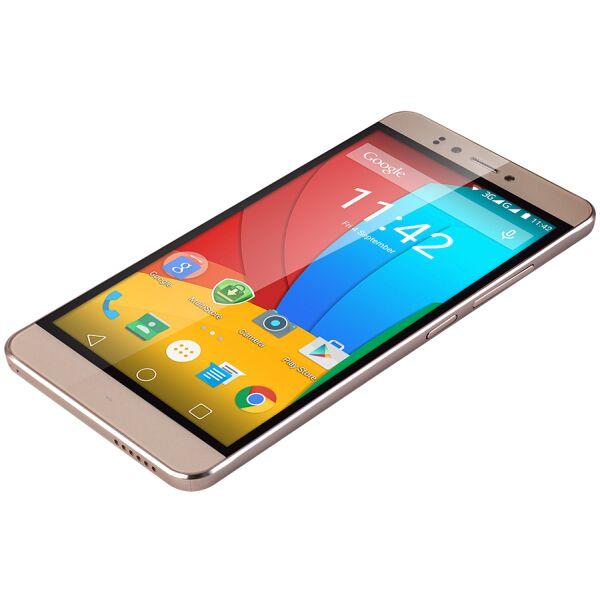 Смартфон PRESTIGIO Muze F3 (PSP3532DUO) золотой