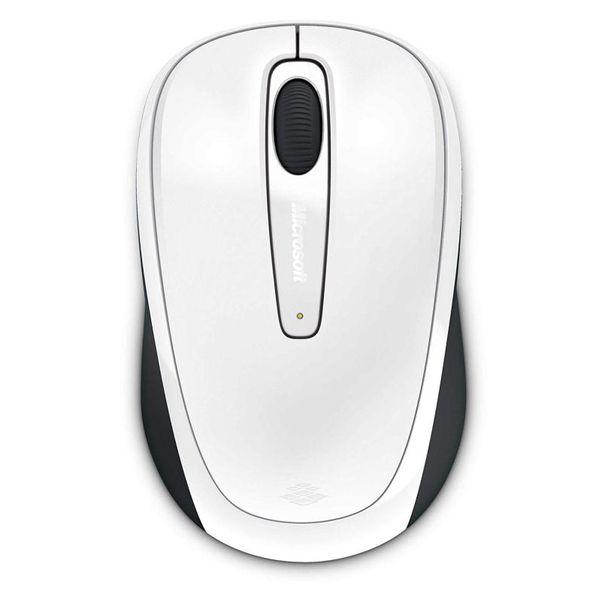 Мышь Microsoft Wireless Mobile Mouse 3500, Mac/Win, White (GMF-00294)