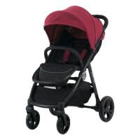 Прогулочная коляска BabyZz Rally (красный)