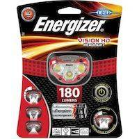 Фонарь ENERGIZER Headlight Vision HD 3xAAA HDB321 E300280501