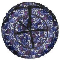 270x270-Тюбинг EMI FILINI OD-10022 100 см (фиолетовый граффити)
