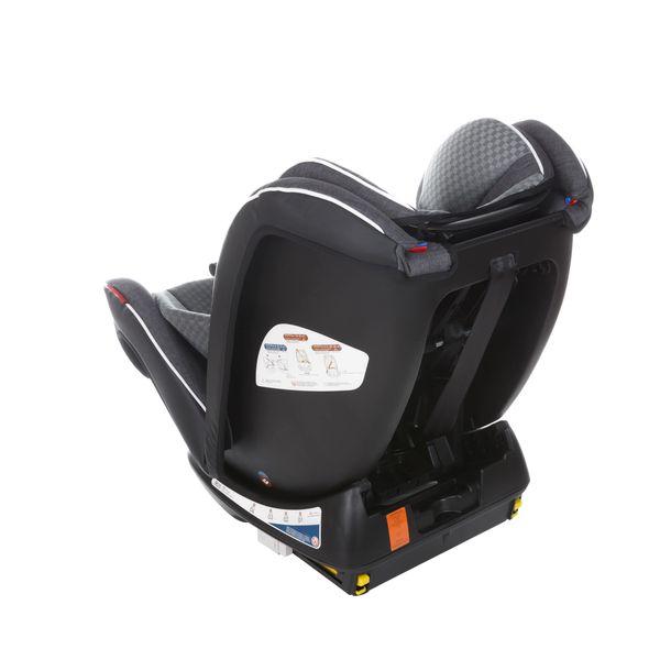 Автокресло Martin noir IQ-Fix Aero Gray