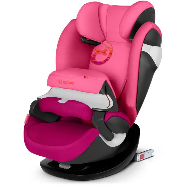 Автокресло Cybex Pallas M-Fix (Passion Pink)