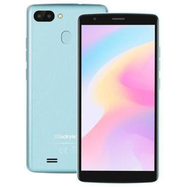 Смартфон Blackview A20 Pro (голубой)