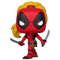 270x270-Фигурка Funko POP! Bobble: Marvel: Marvel 80th: Lady Deadpool (Exc) (44333)