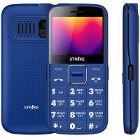 270x270-Телефон GSM STRIKE S20 (синий)