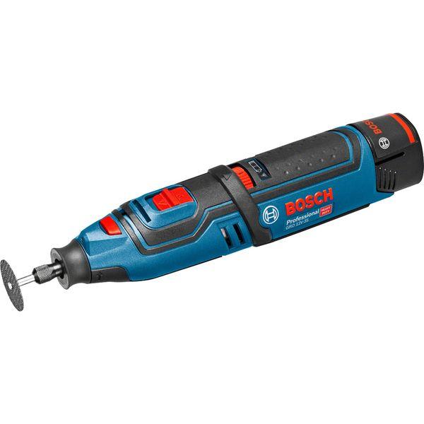 Гравер Bosch GRO 12V-35 (06019C5000) [БЕЗ АККУМУЛЯТОРА]
