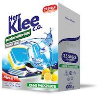 270x270-Таблетки для посудомоечных машин Herr Klee C.G.Silver Line (25+5шт)